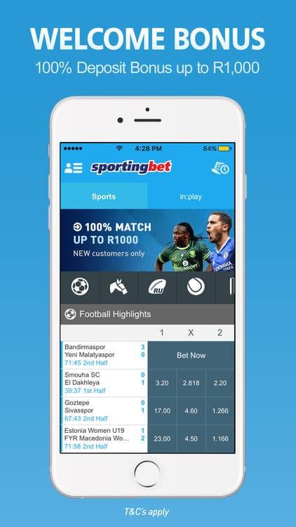 App Sportingbet