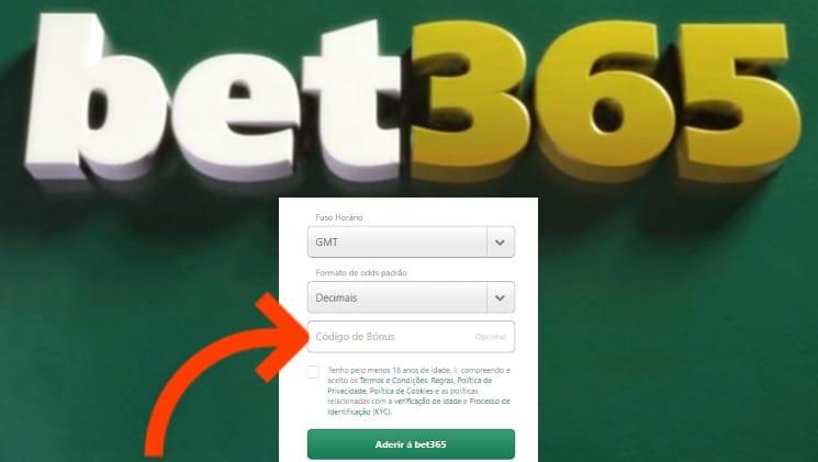 bet365 codigo bonus br