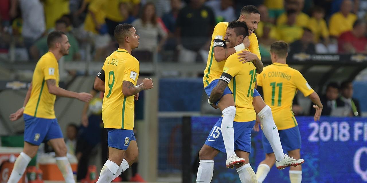 equipo brasil copa do mundo 2018