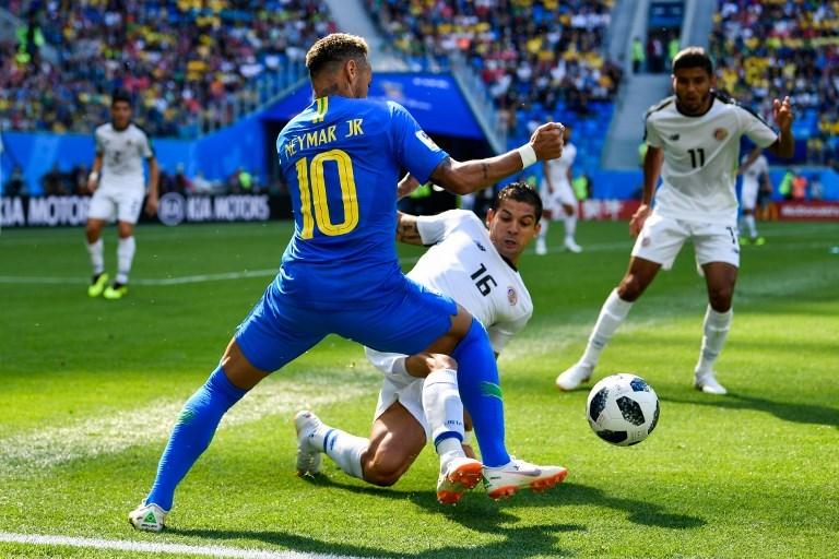 Neymar copa do mundo 2018