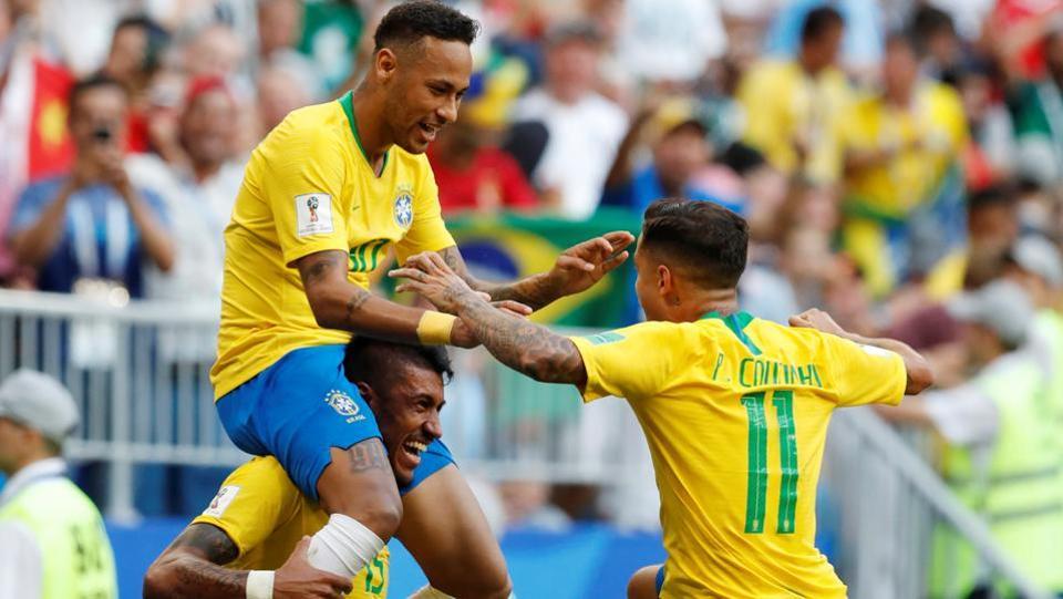 brazil v mexico world cup 2018